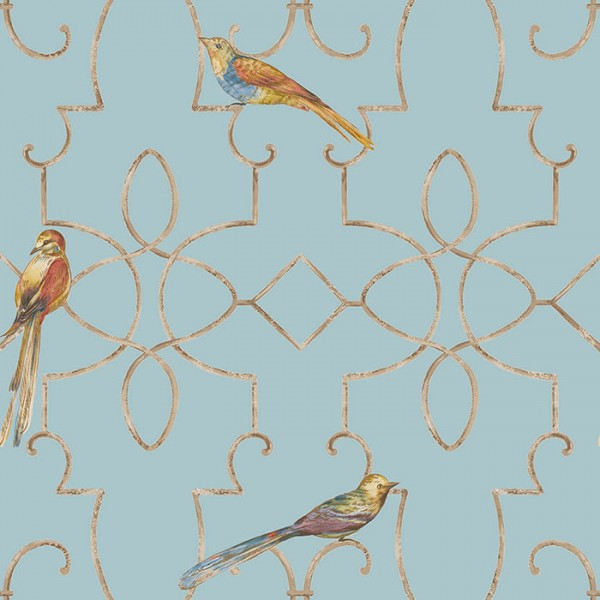 Design Tapeten Birds-C87F9A